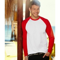 LONG SLEEVE BASEBALL T