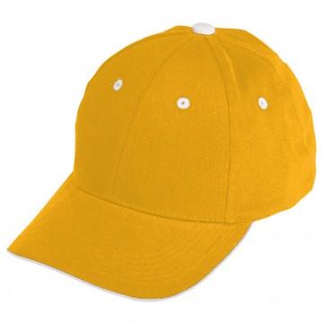 Бейсбольная кепка 6-ти клинка