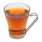 Чашка стеклянная 1608-88