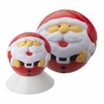 Антистрессовый мяч «Санта-клаус»