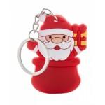 Рождественский брелок Санта клаус