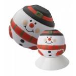 Антистрессовый мяч «Снеговик»