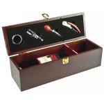 """Подарочная коробка-кейс для вина """"Jesolo"""" 550-81"""