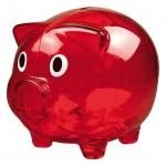 Копилка в форме свинки 431-81