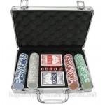 Игра покер на 200 фишек 1857-99