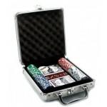 Игра покер на 100 фишек 1858-99