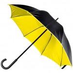 Зонт-трость, двухцветный 391-81