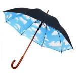 Современный зонт трость полуавтомат 953-81