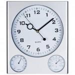 """Пластиковые настенные часы """"Den Haag""""  543-81"""