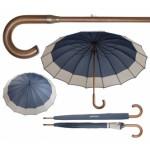 16 панельный ручной зонтик